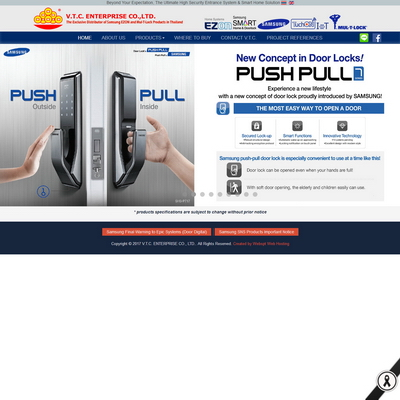ออกแบบเว็บไซต์ web design Responsive Design โฮสติ้ง web hosting webspt co.,ltd